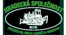 logo firmy HRADECKÁ SPOLEÈNOST
