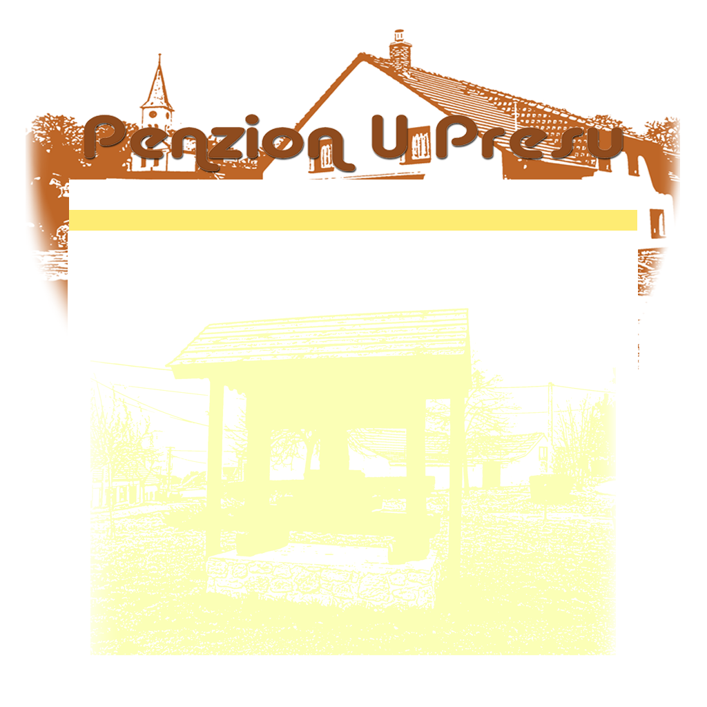logo firmy Penzion U Presu