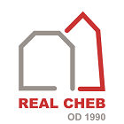 logo firmy REAL CHEB reality s.r.o.