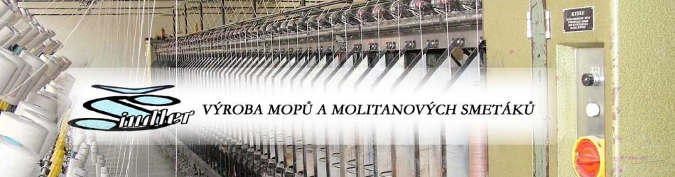 logo firmy Vlastimil Šindler - Mopy