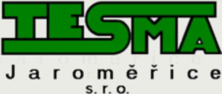 logo firmy TESMA JAROMĚŘICE