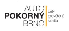 logo firmy AUTO POKORNÝ, s.r.o.