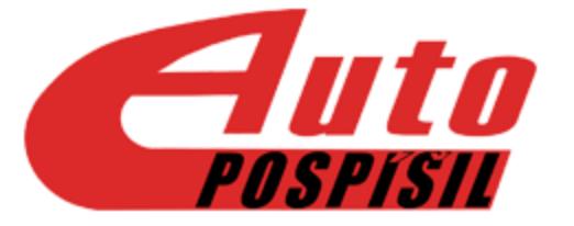 logo firmy AUTO POSPÍŠIL