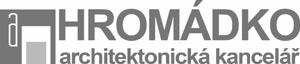 logo firmy Ing. arch. Lubomír Hromádko - Architektonická kancelář