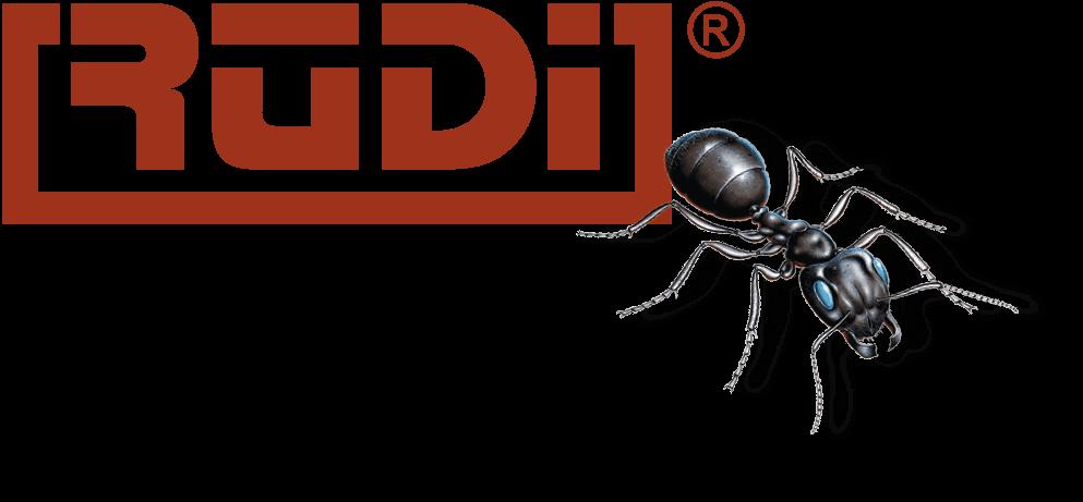 logo firmy RUDI, a.s.