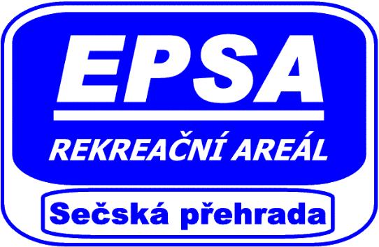 logo firmy EPSA Rekreační areál u Sečské přehrady