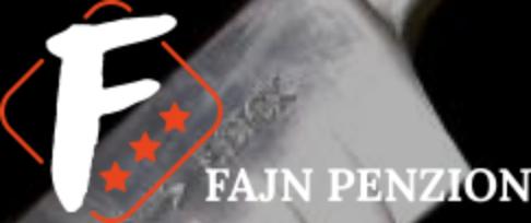logo firmy Penzion FAJN