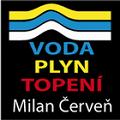 logo firmy Instalatér Milan Červeň