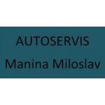 logo firmy Miloslav Manina - AUTOSERVIS