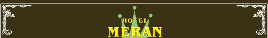 logo firmy Hotel MERAN