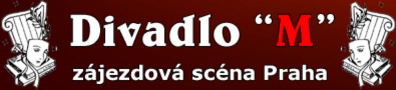 """logo firmy Divadlo """"M"""" - Divadelní scéna Duchcov"""