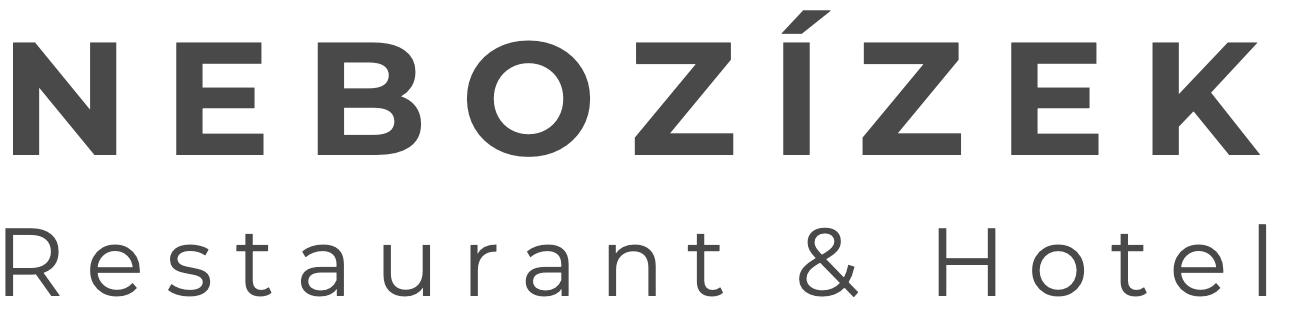 logo firmy Restaurant a hotel Nebozízek