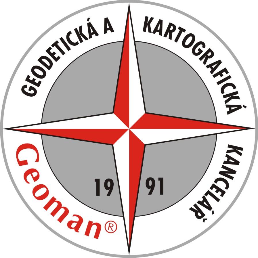 logo firmy Ing. Jiří Mrůzek - Geoman