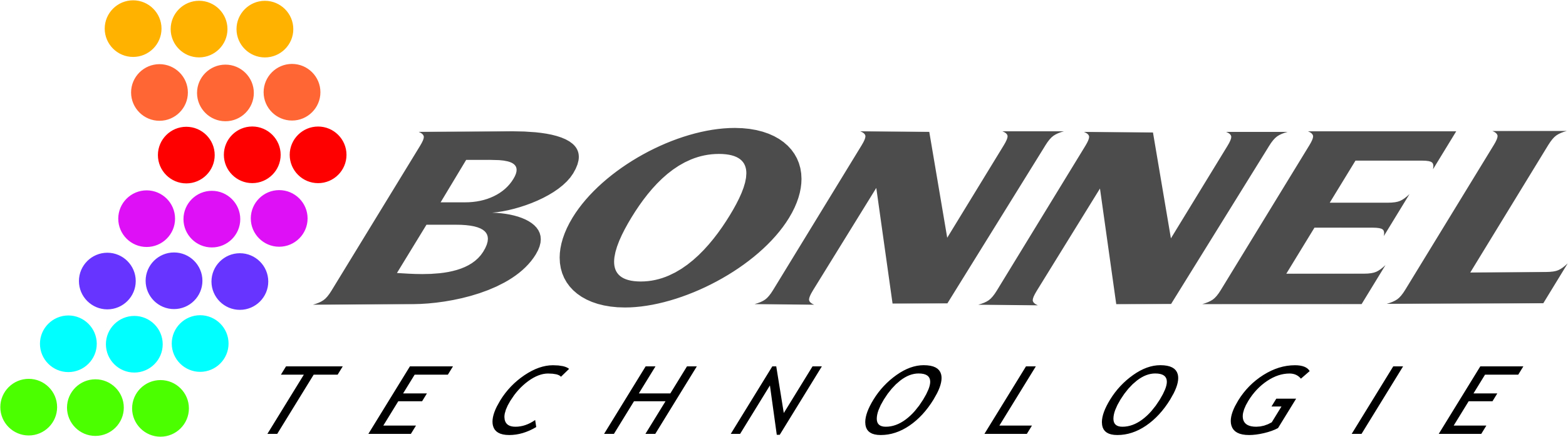 logo firmy BONNEL TECHNOLOGIE