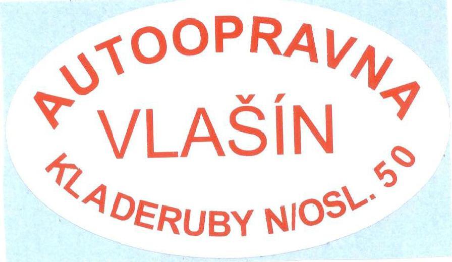 logo firmy AUTOSERVIS A PNEUSERVIS VLAŠÍN