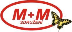 logo firmy M+M SDRUŽENÍ - Zlín