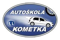 logo firmy Autoškola Kometka - Milan Liška