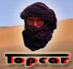 logo firmy Topcar Opava
