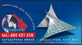 logo firmy AUTODOPRAVA MRKOS