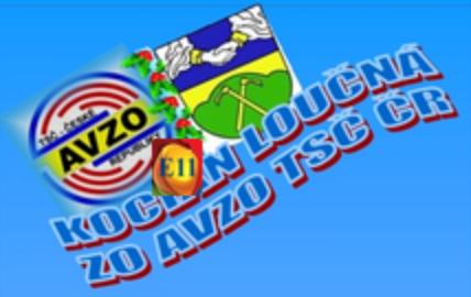 logo firmy AVZO TSČ ČR ZO RYBNÍK KOCIÁN LOUČNÁ