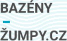 logo firmy BAZÉNY-ŽUMPY.CZ