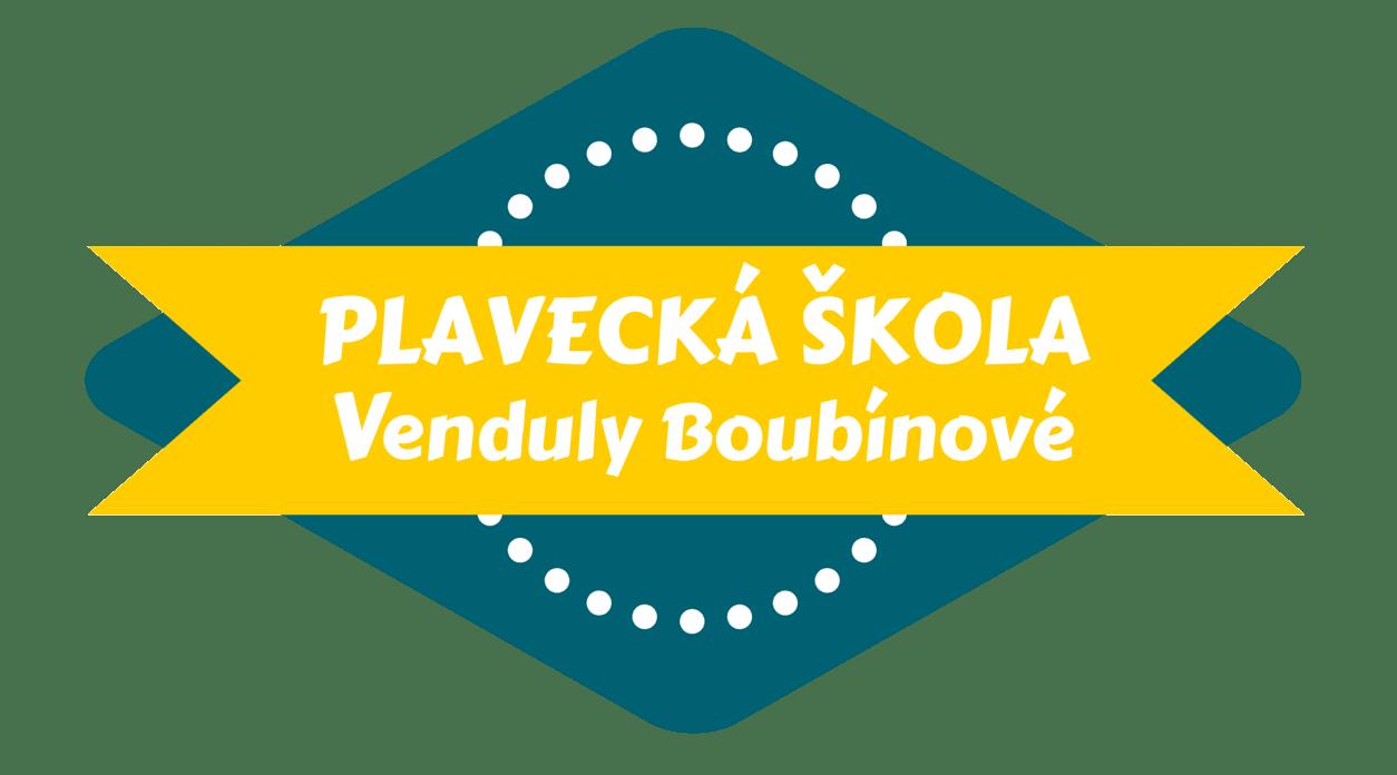 logo firmy PLAVECKÁ ŠKOLA VENDULY BOUBÍNOVÉ