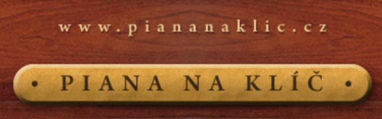 logo firmy Martin Rak - PIANA NA KLÍČ