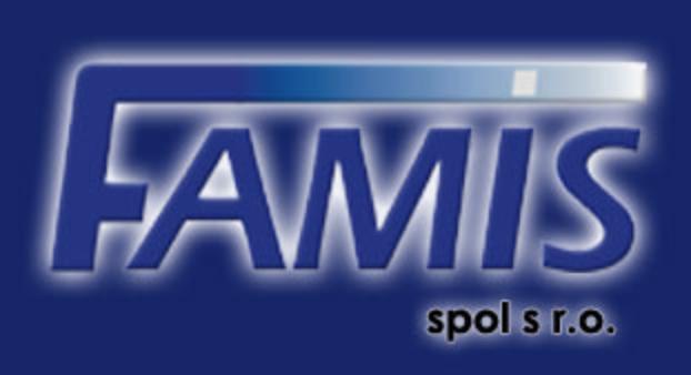 logo firmy FAMIS