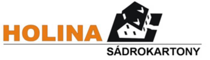 logo firmy HOLINA PAVEL-SÁDROKARTONY