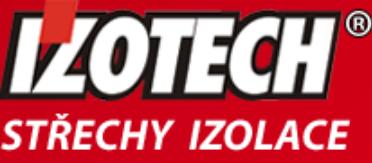 logo firmy IZOTECH MORAVIA