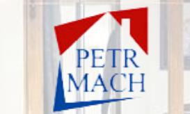 logo firmy PETR MACH - STAVEBNÍ ČINNOST