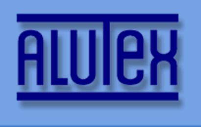 logo firmy ALUTEX