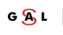 logo firmy DVEŘE SÁZAVSKÝ S-GAL