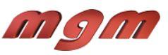 logo firmy MGM