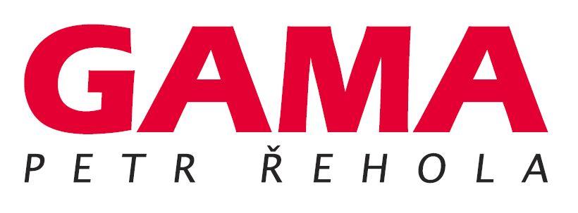 logo firmy Petr Řehola - GAMA