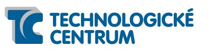 logo firmy TECHNOLOGICKÉ CENTRUM