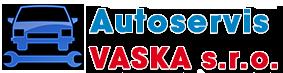 logo firmy Autoservis VASKA s.r.o.