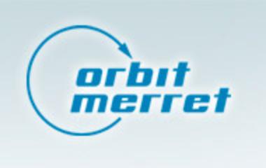 logo firmy ORBIT MERRET