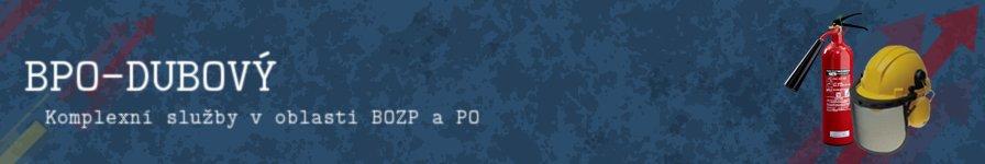 logo firmy Vladimír Dubový - BOZP