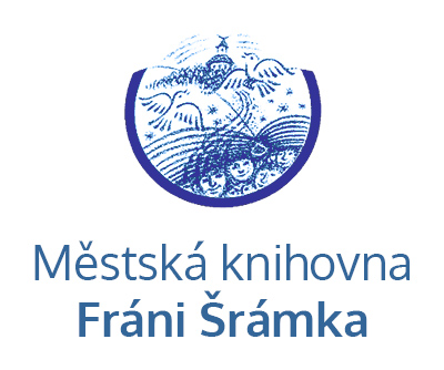 logo firmy MĚSTSKÁ KNIHOVNA FRÁNI ŠRÁMKA