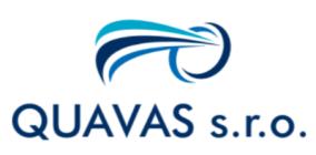 logo firmy QUAVAS s.r.o.