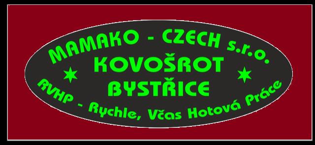 logo firmy Kovošrot Bystřice u Benešova