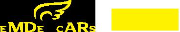 logo firmy eMDe CARs s.r.o.
