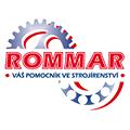 logo firmy ROMMAR s.r.o.