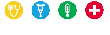 logo firmy M&P Zdravotnické potøeby