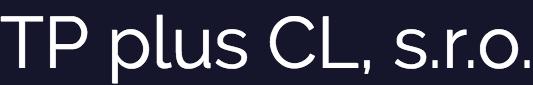logo firmy TP PLUS CL