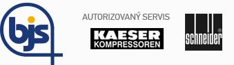 logo firmy BJS - KOMPRESORY, spol. s r.o.