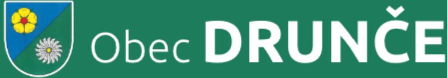 logo firmy OBEC Drunče