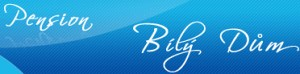 logo firmy PENSION BÍLÝ DÙM LIBUÒ