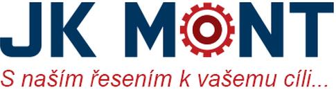 logo firmy JK MONT, s.r.o.